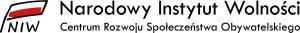 Logotyp NIW-CRSO. W.rozszerzona. Kolor